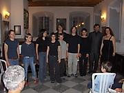 I partecipanti al seminartio-10