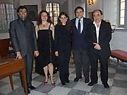 I partecipanti al seminario
