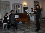 Seminario a Sion (CH) - 18/6/2006