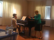 Masterclass Maria Szraiber